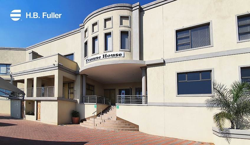 H.B. Fuller opens new business office within Yvonne House Johannesburg